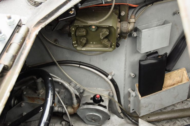 Daimler Ferret Scout Car 14 740x492 - Paintball Gun Equipped Daimler Ferret