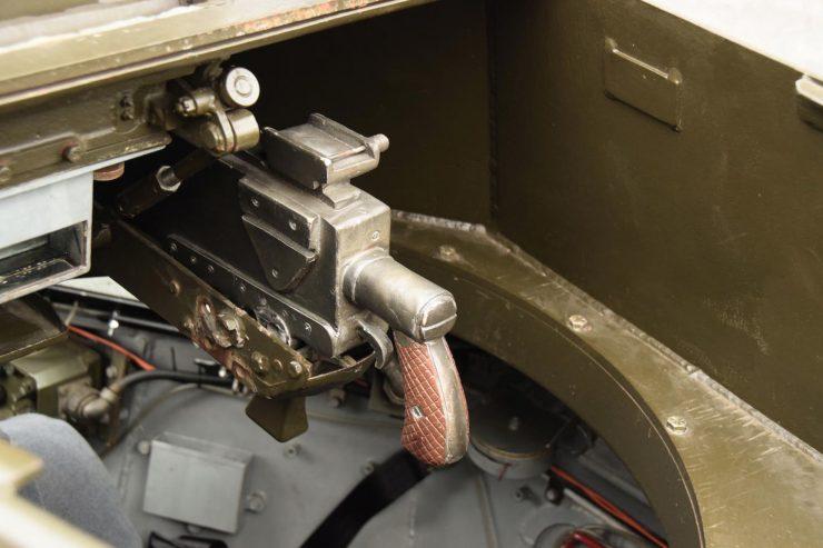 Daimler Ferret Scout Car 15 740x493 - Paintball Gun Equipped Daimler Ferret