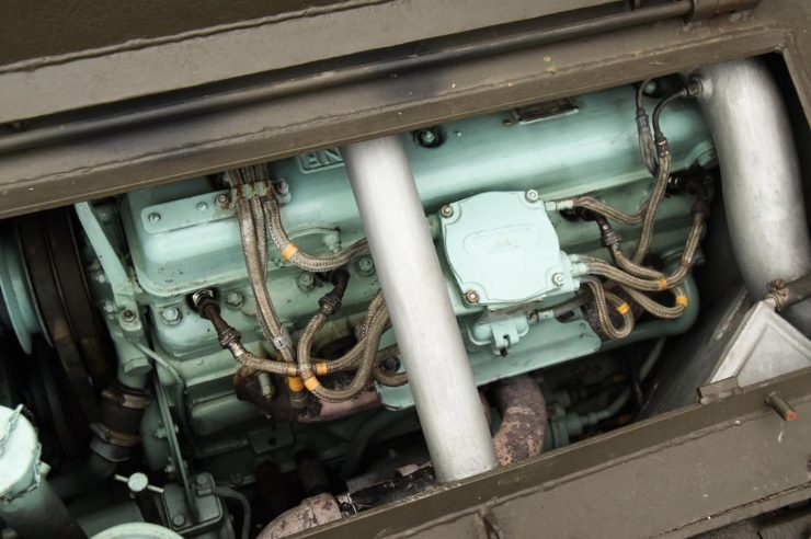 Daimler Ferret Scout Car 8 740x492 - Paintball Gun Equipped Daimler Ferret