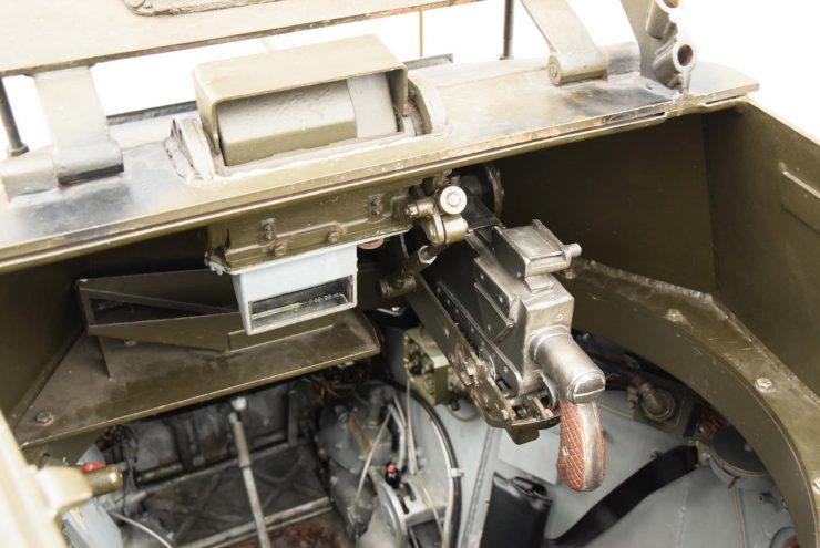Daimler Ferret Scout Car 9 740x495 - Paintball Gun Equipped Daimler Ferret