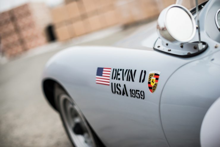 Devin D Car 7 740x494 - Devin D Porsche Special