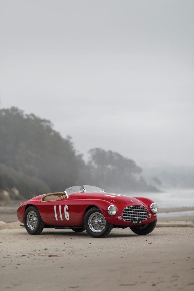 Ferrari 166 MM 1 740x1110 - Ferrari 166 MM Barchetta