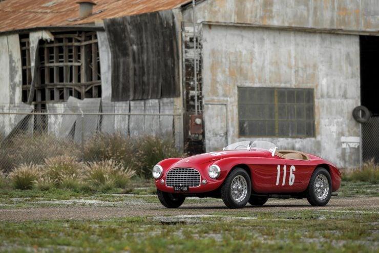 Ferrari 166 MM 19 740x494 - Ferrari 166 MM Barchetta