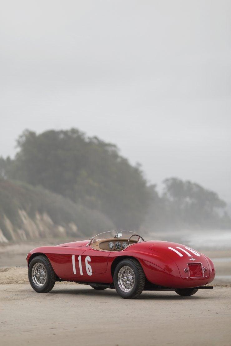Ferrari 166 MM 2 740x1110 - Ferrari 166 MM Barchetta