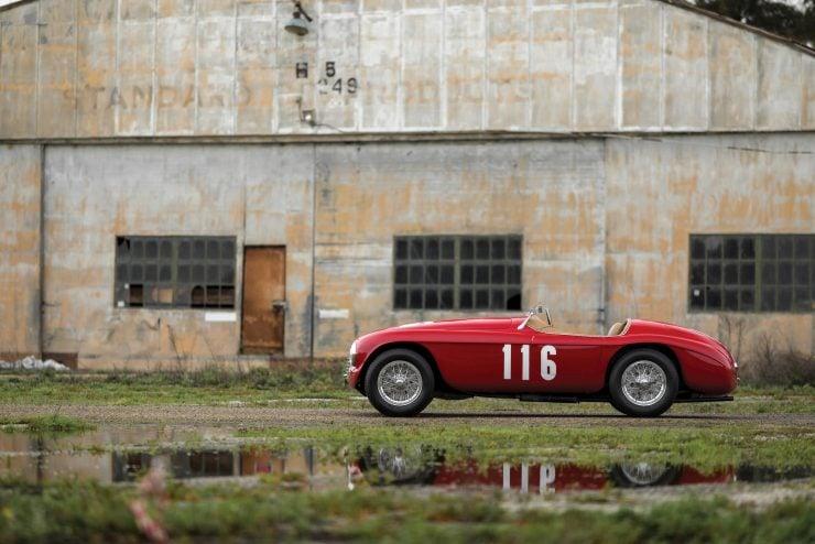 Ferrari 166 MM 4 740x494 - Ferrari 166 MM Barchetta