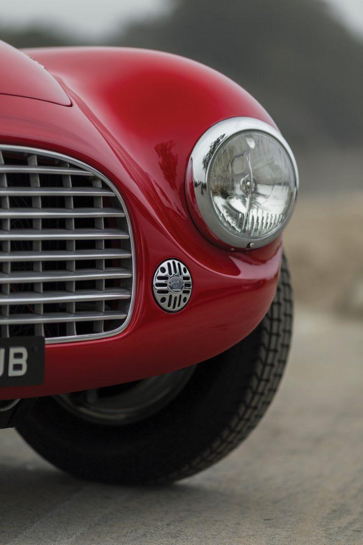 Ferrari 166 MM 7 740x1110 - Ferrari 166 MM Barchetta