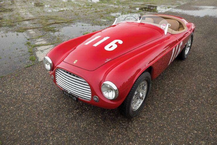 Ferrari 166 MM 740x494 - Ferrari 166 MM Barchetta