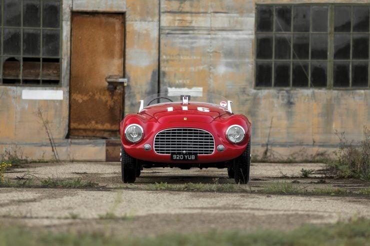 Ferrari 166 MM 9 740x493 - Ferrari 166 MM Barchetta