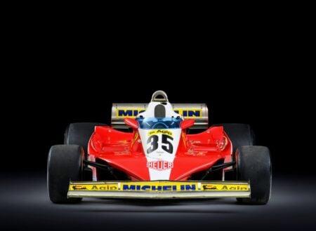 Ferrari 312 T3 Formula One Car 3 450x330 - Ferrari 312T3 Formula One Car