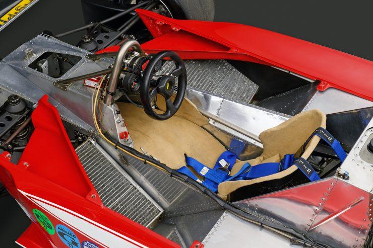 Ferrari 312 T3 Formula One Car 5 740x493 - Ferrari 312T3 Formula One Car