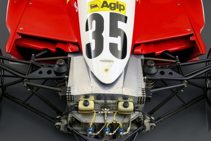 Ferrari 312 T3 Formula One Car 6 740x493 - Ferrari 312T3 Formula One Car