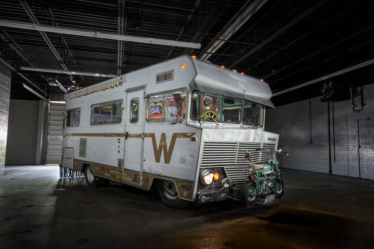 Happy Camper Winnebago 3 740x494 - The Ringbrothers 900 HP Winnebago