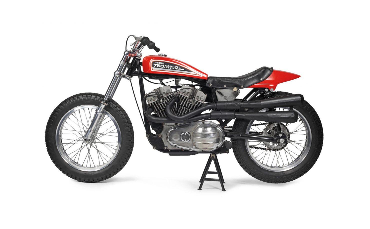 The Harley Davidson Xr 750: The Harley-Davidson XR-750