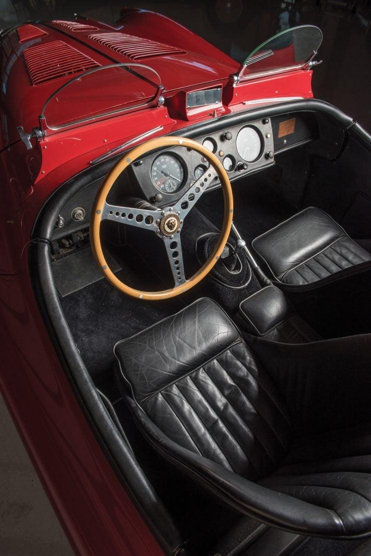 "Jaguar XK 140 4 740x1109 - 1955 Jaguar XK140 SE ""Heuber Roadster"""