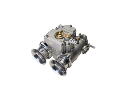 Jenvey Heritage Throttle Body  450x330
