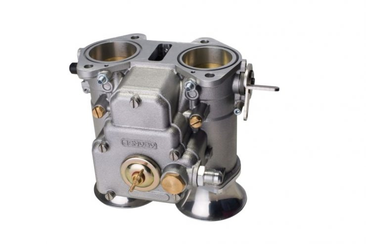 Jenvey Heritage Throttle Body 2 740x494 - Jenvey DCOE Heritage Throttle Bodies
