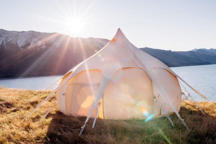 Lotus Belle Tent 2 740x494 - The Lotus Belle Tent