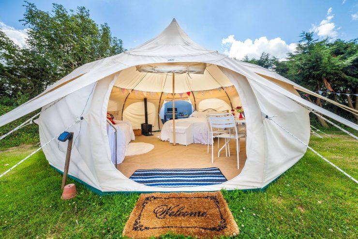 Lotus Belle Tent 740x493 - The Lotus Belle Tent