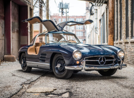Mercedes Benz 300 SL Gullwing 1 450x330 - Mercedes-Benz 300 SL Gullwing