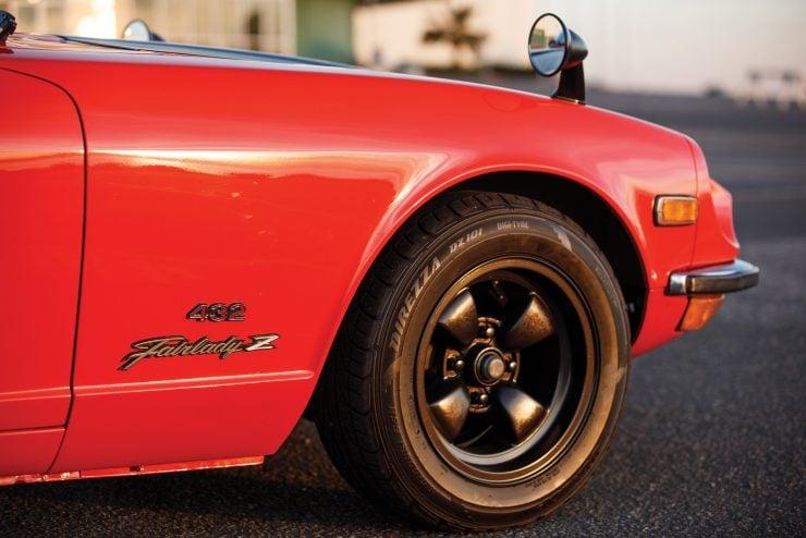 Nissan Fairlady Z 432 17 740x494 - Nissan Fairlady Z 432