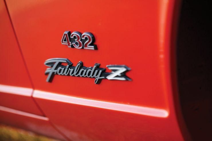 Nissan Fairlady Z 432 6 740x494 - Nissan Fairlady Z 432