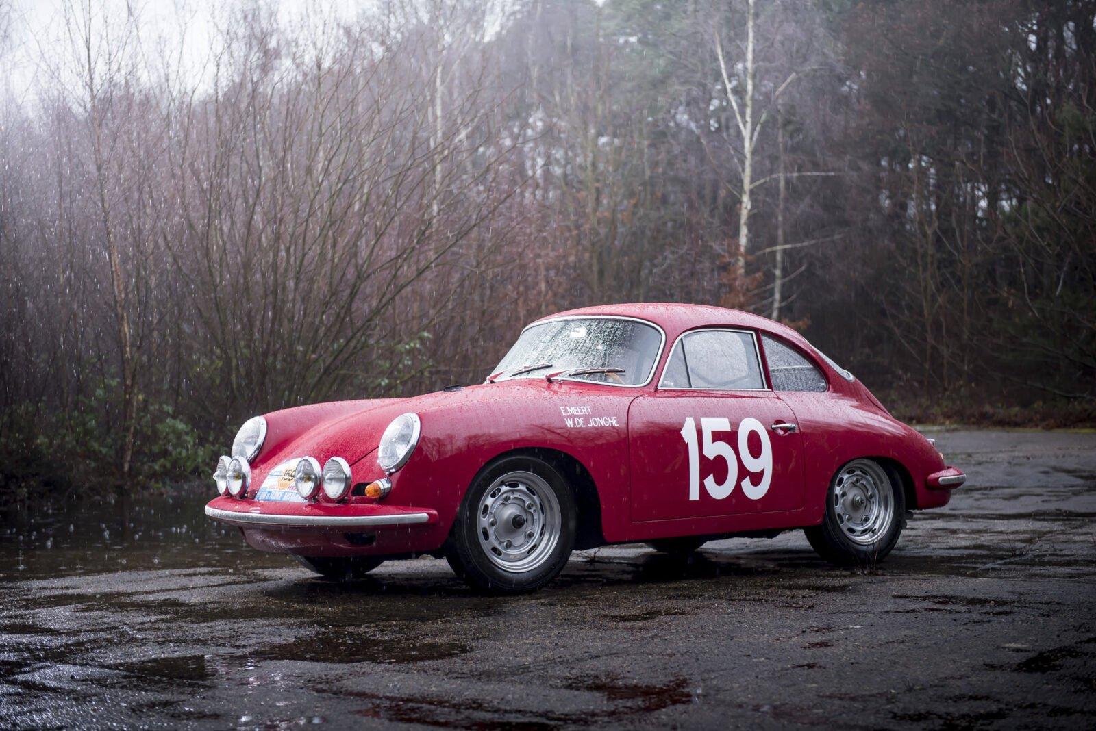 Porsche 356 Car 1600x1068 - 1963 Porsche T6B 356 Carrera 2 GT