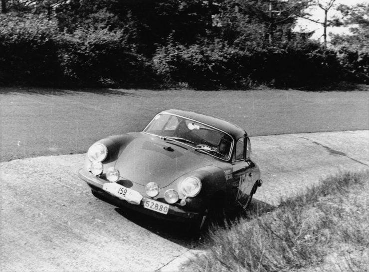 Porsche 356 Car Racing 740x545 - 1963 Porsche T6B 356 Carrera 2 GT