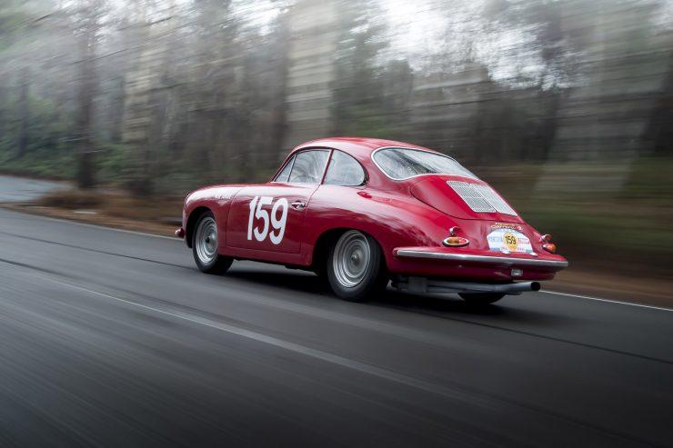 Porsche 356 Car Rear 740x493 - 1963 Porsche T6B 356 Carrera 2 GT