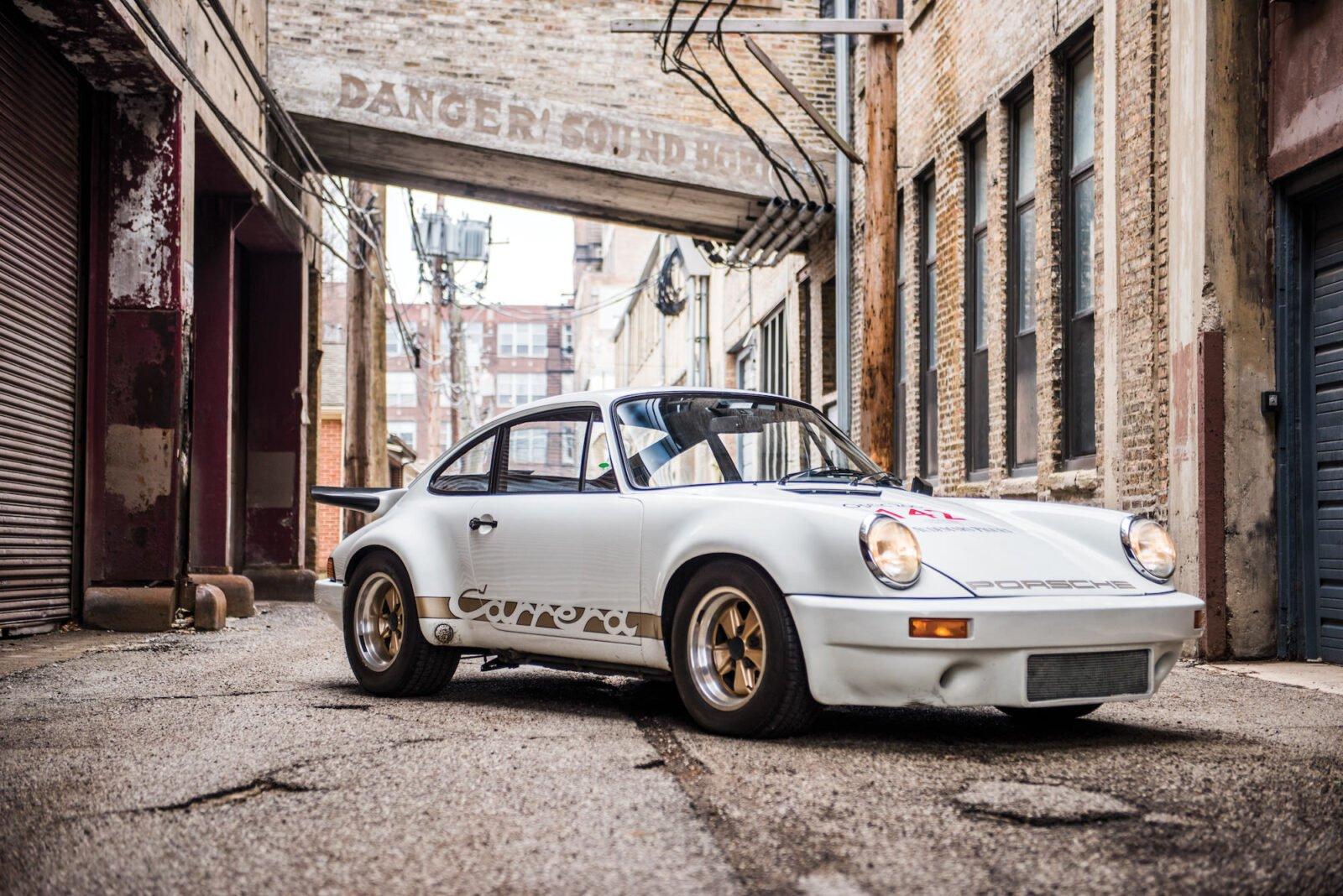 1974 Porsche 911 Carrera Rs 3 0