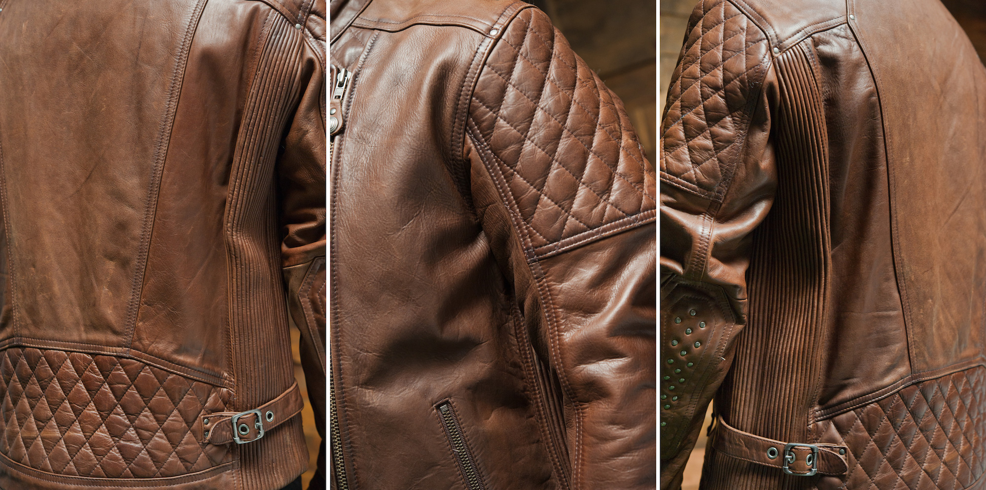 The Roland Sands Design Clash Jacket