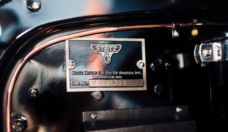 Stutz Model M 17 740x427 - 1929 Stutz Model M Supercharged 8-Cylinder