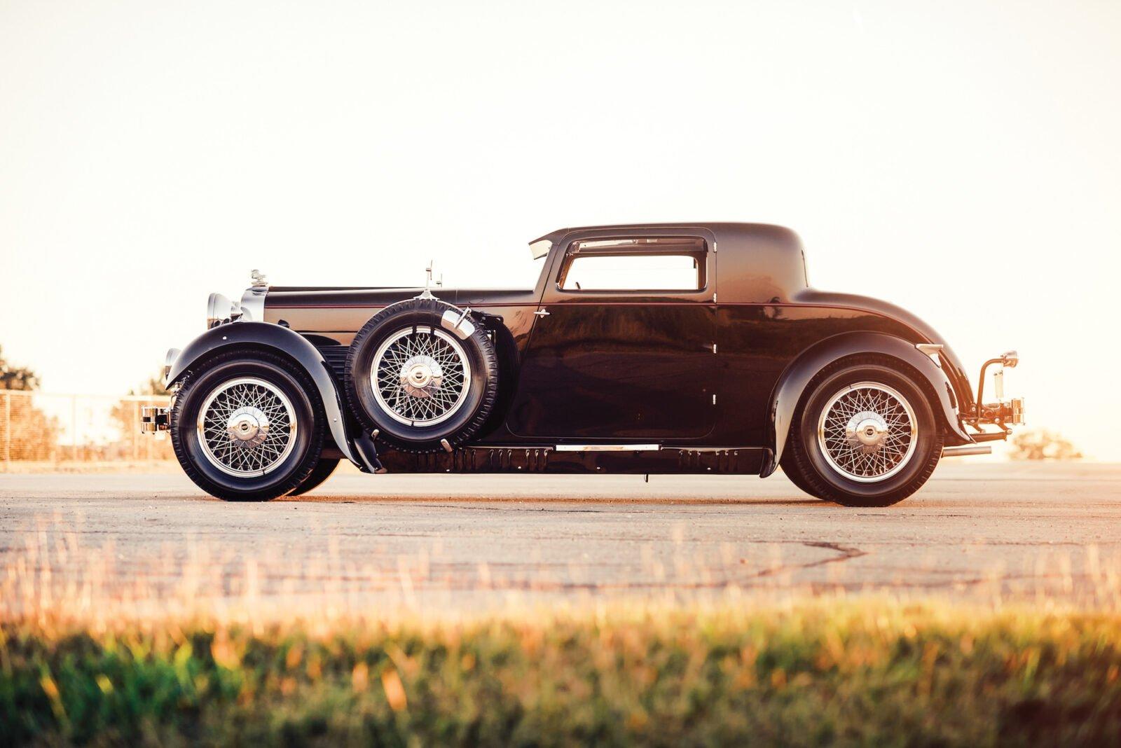 Stutz Model M 4 1600x1068 - 1929 Stutz Model M Supercharged 8-Cylinder