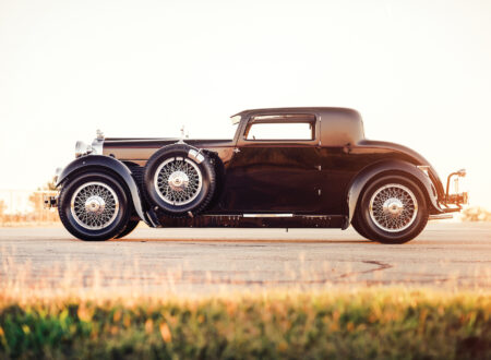 Stutz Model M 4 450x330 - 1929 Stutz Model M Supercharged 8-Cylinder