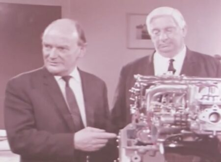 The Development of the Jaguar V12 Engine 450x330