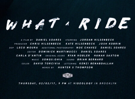What A Ride 450x330 - Short Film: What A Ride