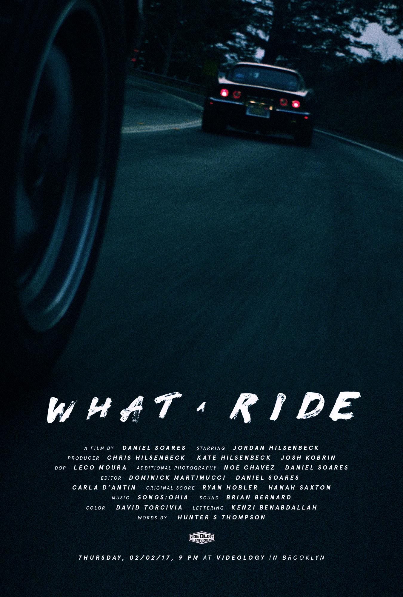 Short Film: What A Ride