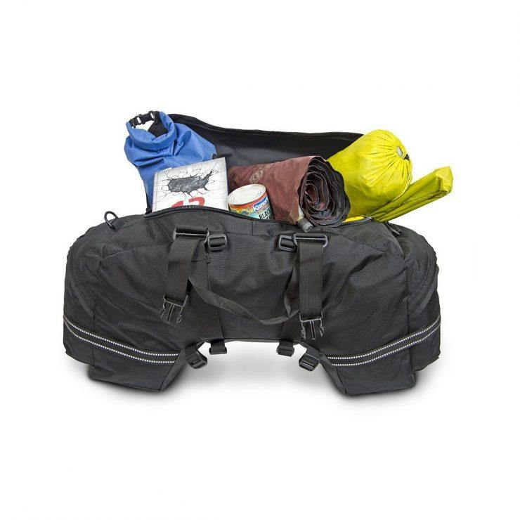 Wolfman Beta Plus Rear Bags 740x740 - Wolfman Beta Plus Motorcycle Rear Bag