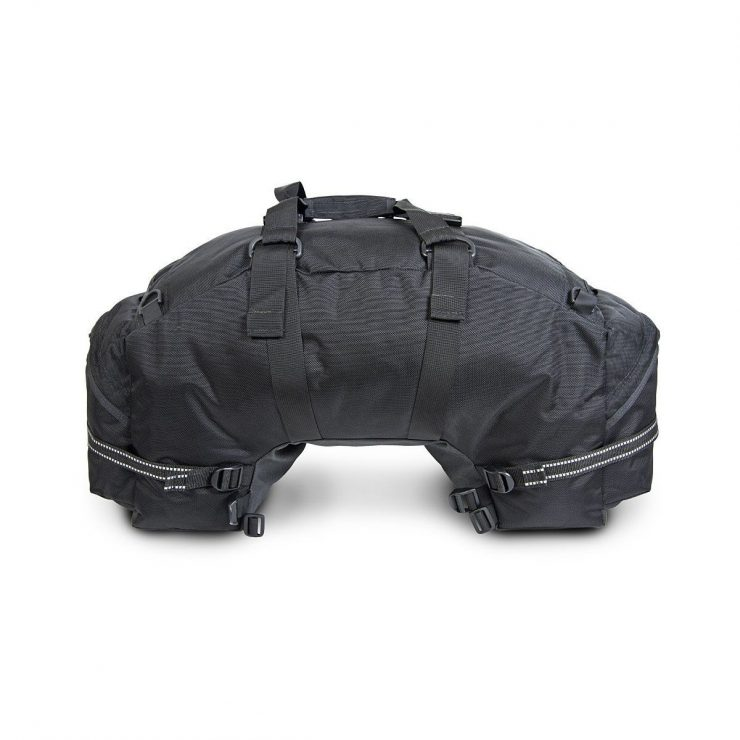 Wolfman Beta Plus Rear Motorcycle Bag 740x740 - Wolfman Beta Plus Motorcycle Rear Bag