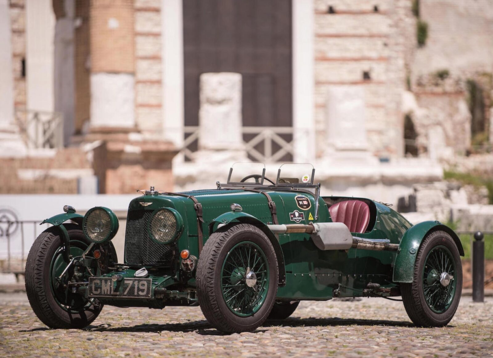 aston martin le mans ulster 1 1 1600x1164 - 1935 Aston Martin Ulster Le Mans Works Racer