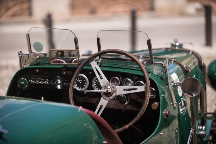 aston martin le mans ulster 14 740x492 - 1935 Aston Martin Ulster Le Mans Works Racer