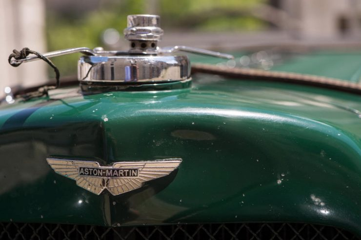 aston martin le mans ulster 18 740x493 - 1935 Aston Martin Ulster Le Mans Works Racer