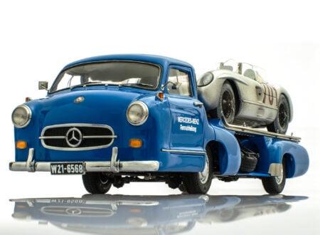 blue wonder dirty hero 300slr 1 450x330 - Mercedes-Benz Blue Wonder + Dirty Hero 300 SLR