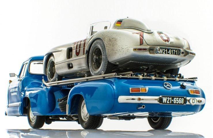 blue wonder dirty hero 300slr 2 740x481 - Mercedes-Benz Blue Wonder + Dirty Hero 300 SLR