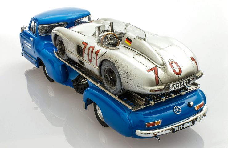 blue wonder dirty hero 300slr 3 740x481 - Mercedes-Benz Blue Wonder + Dirty Hero 300 SLR