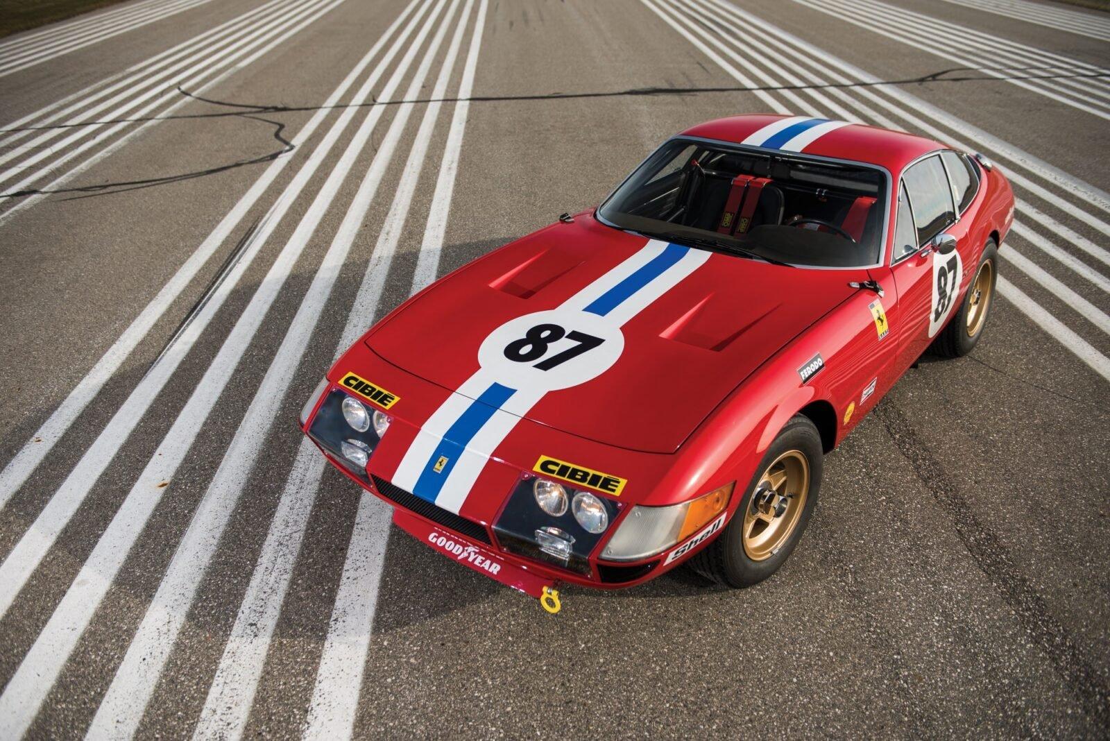 ferrari 365 gtb4 daytona 1 1600x1068 - Ferrari 365 GTB/4 Daytona Competizione Conversion