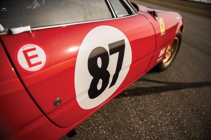 ferrari 365 gtb4 daytona 10 740x494 - Ferrari 365 GTB/4 Daytona Competizione Conversion