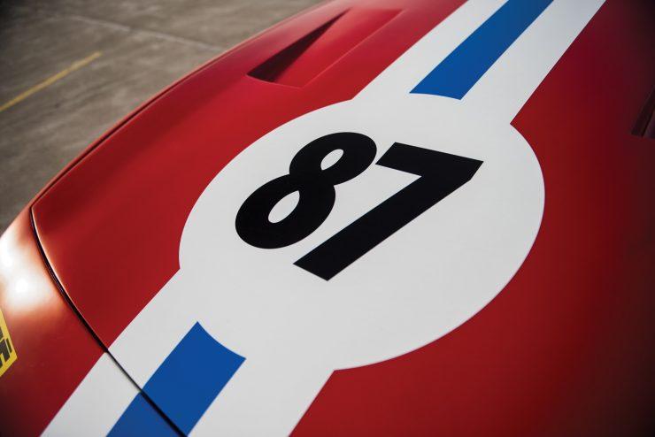 ferrari 365 gtb4 daytona 15 740x494 - Ferrari 365 GTB/4 Daytona Competizione Conversion