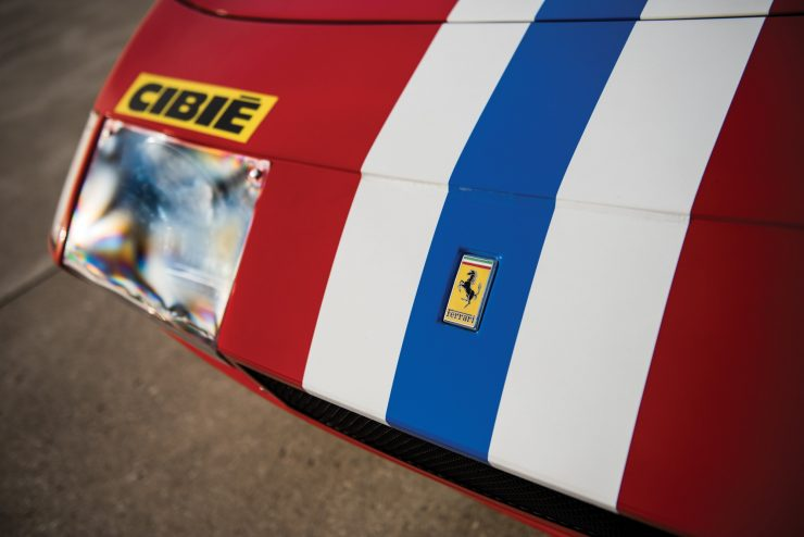 ferrari 365 gtb4 daytona 16 740x494 - Ferrari 365 GTB/4 Daytona Competizione Conversion