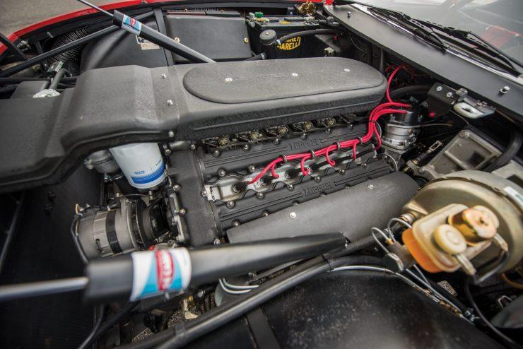 ferrari 365 gtb4 daytona 3 740x494 - Ferrari 365 GTB/4 Daytona Competizione Conversion
