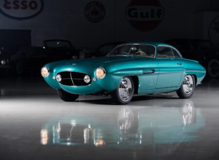 fiat 8v ghia supersonic 1 450x330 - 1953 Fiat 8V Ghia Supersonic
